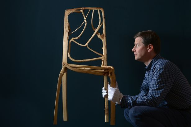 Grown Willow Chair