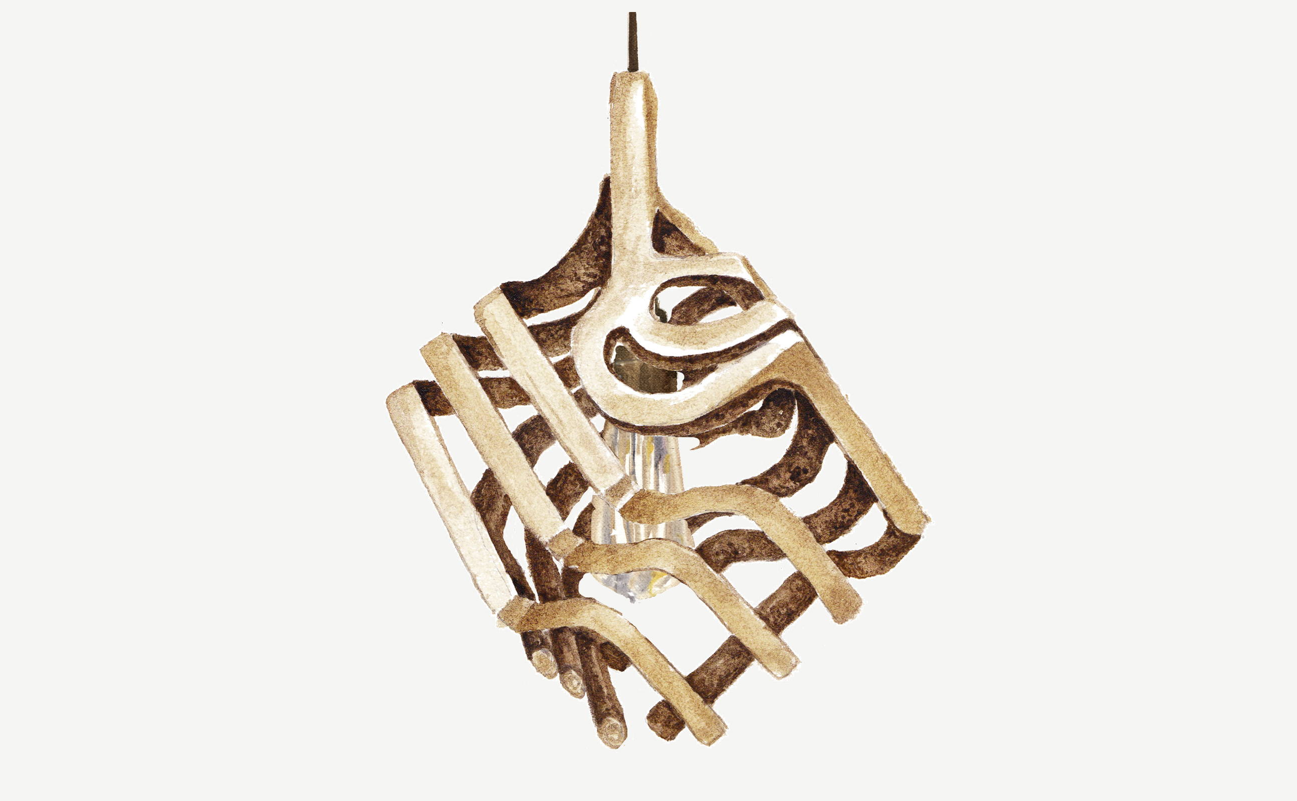 chandelier chandeliers natural spiral lighting timothy oulton products pendant pendants paradise