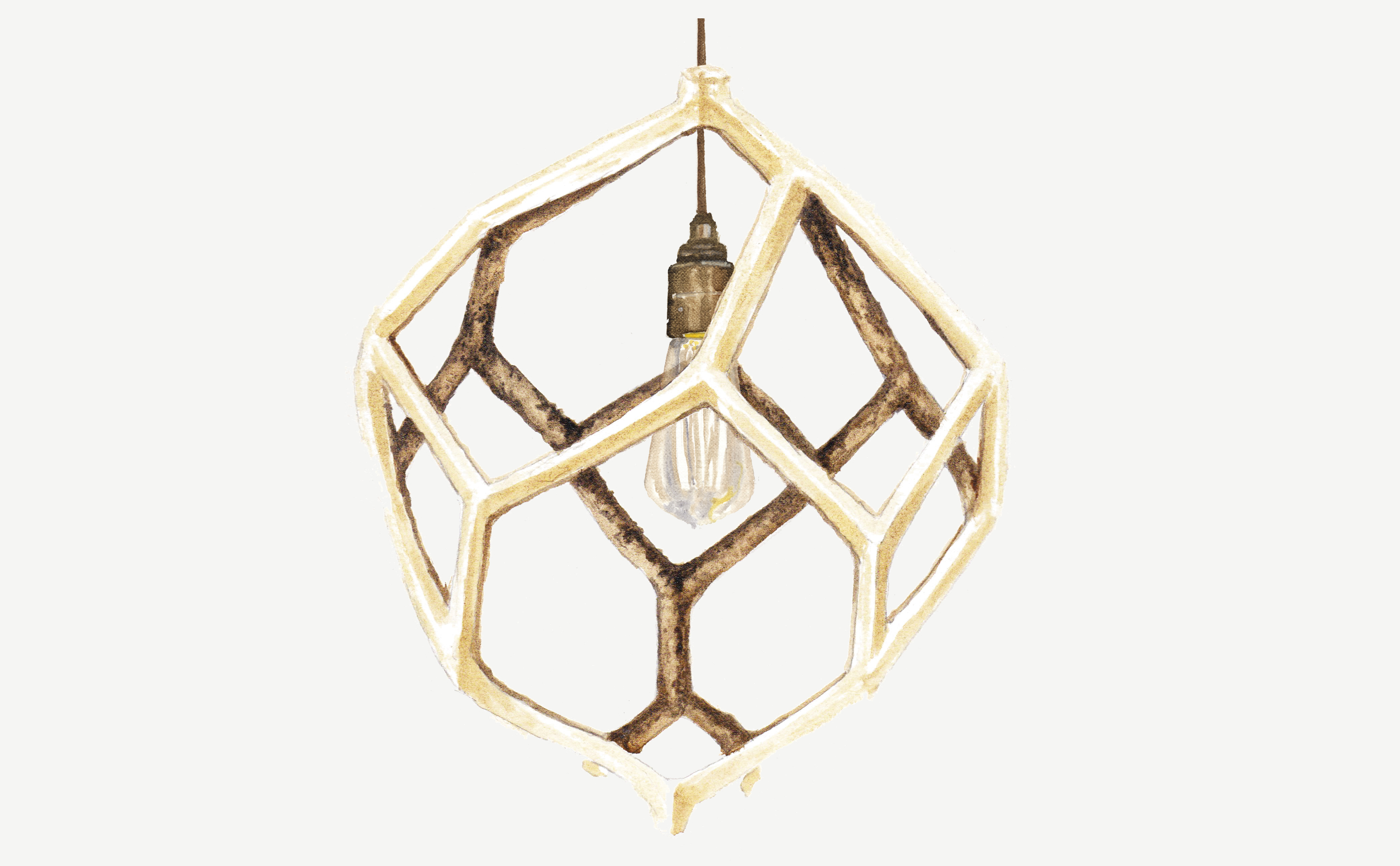asa grownfull chandelier pendant geometric grown product large sa full