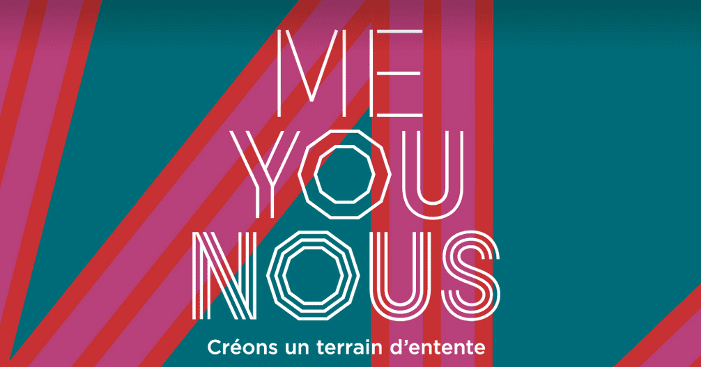 Me, You, Nous logo