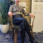 2020-01 10of13 - Fg talk at Ascential Conference - The Gatti Chair - Lisa White Director of Lifestyle and Interiors WGSN