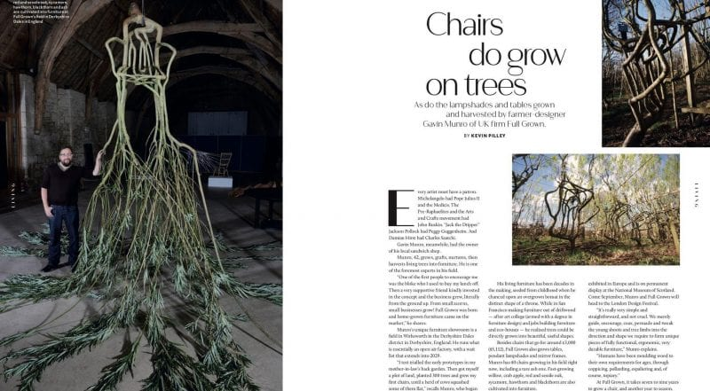 Kevin Pilley's article for A Magazine
