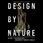 Design By Nature - Poster for the Exhibition at Museum de Fundatie