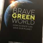 Image of front cover of book Brave Green World - Chris Forman and Claire Asher